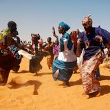 Bedsit Bedouin - MALI - From Timbuktu to the World - God's listening to this.....