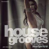House Grooves live @KOR