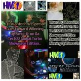 Tech22 Global Turbo Showcase Edition Dj.Briantech and Special Guest Dj.TSmooth Part 2 October 26th