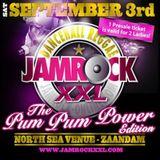 Jamrock XXL 'Pum Pum Power Ladiesnight' Mixcd|Sept 3rd