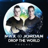 """Drop the World Special"" Podcast 10 - MAX & JORDAN"