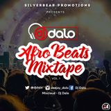 Afrobeats mixtape vol 1 (2017)