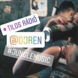 DJ Ren - Dzsungel Konyve live at Tilos Radio 12-06-2018