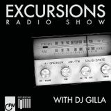 Excursions Radio Show #10 with DJ Gilla - The Best Of 2012 So Far...