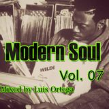 Modern Soul Vol. 7 Mix By Luis Ortega