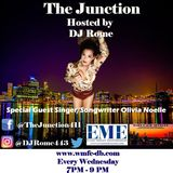 The Junction with Olivia Noelle Interview