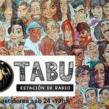 Os Bastidores / Música de Brasil de óptima calidad en Radio TABÚ 24 enero