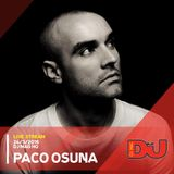 Paco Osuna live from DJ Mag HQ 24/3/2016