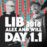 Lightning in a Bottle 2018 - Alex & Will - Day1-1