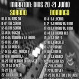 DJ NAU@Maratón Djs (worldjs.es)_Makina ACTUAL_Junio2015
