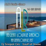ALR Radio Show 14 05 2016 Dj Sinopoli Ciro   SoulFull House