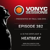 Paul van Dyk's VONYC Sessions 382 - Heatbeat