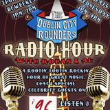 i96 Radio -  The Dublin City Rounders Radio Hour with Guest - Hector Heathwood - 14/07/16