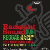 Rampant Sound @ Sunny G Radio 18/04/18