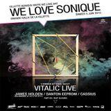 James Holden - live at We Love Sonique in Paris, FRA (2010.06.05.)