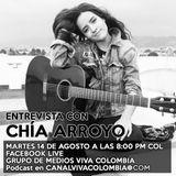 Una charla con Chía Arroyo