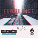 Vol 401 Eloquence: Will McGiven Monthly Residency 19 Oct 2017
