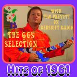 60s Selection with Tim Prevett - Hits of 1961