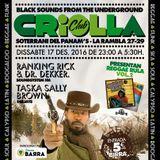 ¡REGGAE RULA! POR SOUNDSYSTEM FM DJ'S @ LA CRIOLLA XVII (17 - 12 - 2016)