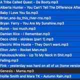 Cadenza Source Alternative Tracks #1 (Mixed)