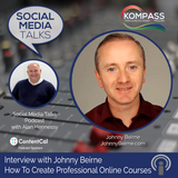 Episode #83: Interview with Johnny Beirne from Johnnyberine.com