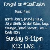 Soul Fusion / 15.10.17 / Leela James / Did It For Love / KCC Live