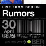 Guy Gerber - Live At Beatport Live (Berlin) - 30-Apr-2014
