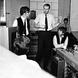 GET UP! WOWD 94.3 with author Ken Womack, Sound Pictures, bio of Beatles Producer George Martin