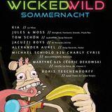 Tom Schön - Wicked and Wild @ Dora Frankfurt 03-08-2012