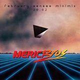 February Senses MiniMix // 20.02