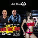 Dirty Girls live @ Jail Club, Senta (SRB) 2017.09.16.