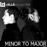 B+allá Podcast 159 Minor To Major