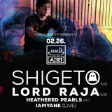 Ghostly Label Night minimix: Shigeto, Lord Raja, Heathered Pearls