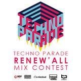 Red F presente technoparade2012-renewall