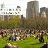 Summer Mix 2014 by Juliano N.Y