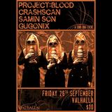 Samin Son Live at Valhalla FRI 26th SEPT 2014