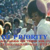 All Hands On Techs Vol.11 (Funk Break Mix pt3)
