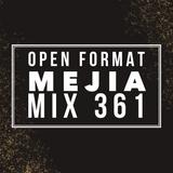 OPEN FORMAT -  MEJIA
