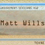 Groovement Sessions #12 Featuring: Matt Wills