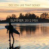 Summer 2012 Mixtape
