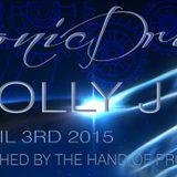 Holly J * Harmonic Drive 2015 * Exclusive on Progressive Beats Radio 4.3.15