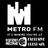 Kiyo To - Metro FM Urban Beat (Exclusive Kanzen Records Guest Mix)