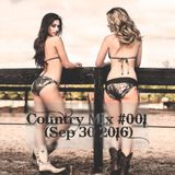 Country Mix #001 (Sep 30 2016)