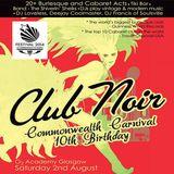 Club Noir - Commonwealth Carnival Sampler by DJ Loveless