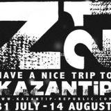 Monkey Fish - Kazantip 2013/Z21/Bubble Bar/Dj Set 06.08.13(10 AM)