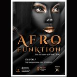 PIXI J LIVE at Bar Afrique- Bringing you AFRO FUNKTION - 2nd Saturday of every month