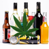 THE WEED VS ALCOHOL MIX