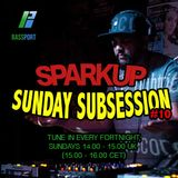 Sparkup Sunday Subsession #10 on Bassport.fm 05-04-15