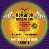 Momentum...March On Party 2014 at Zouk Club Singapore - Part3