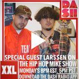 THE HHM SHOW ON XXL DASH RADIO FEAT. LAR$$EN